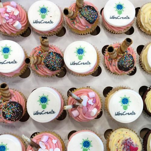 IDBS cupcakes