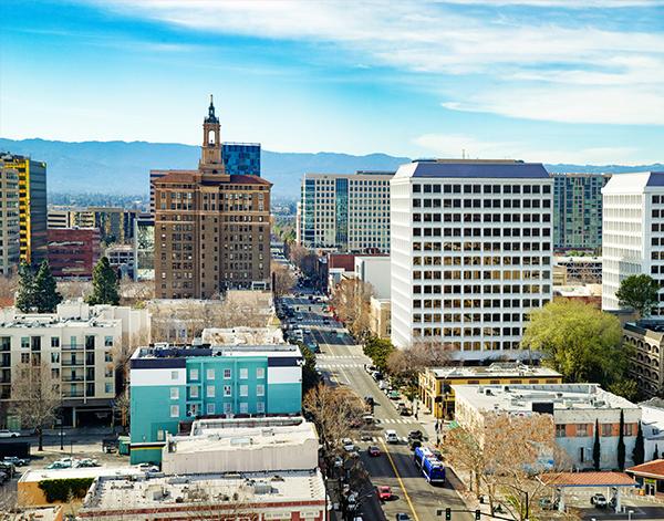 Photograph of San Jose, California