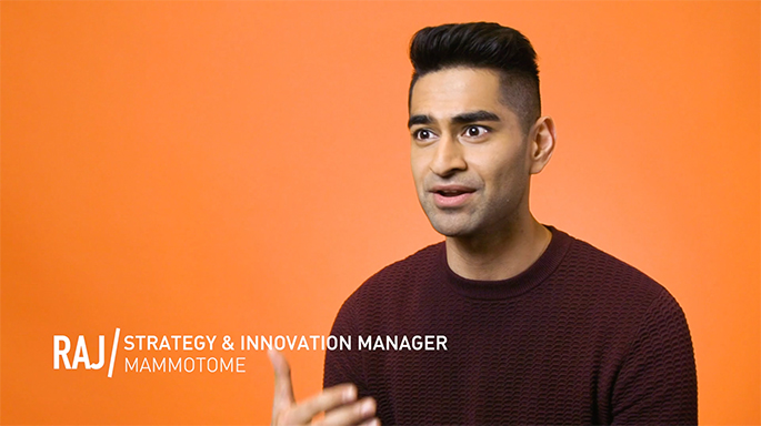 Raj Strategy & innovation manager
