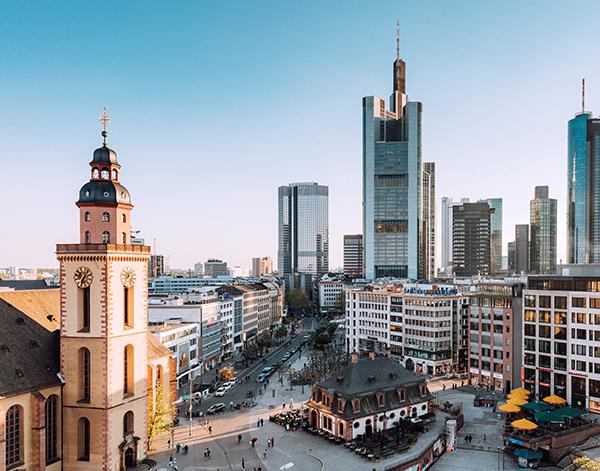 Photo of EMEA city