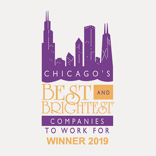 Chicago's best and brightest companies to work for winner 2019