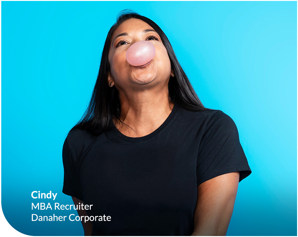 Cindy - MBA Recruiter, Danaher Corporate