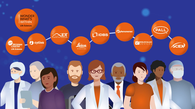 Watch the unique story of our Life Sciences Platform