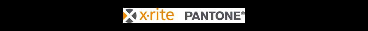 X-Rite Pantone Logo