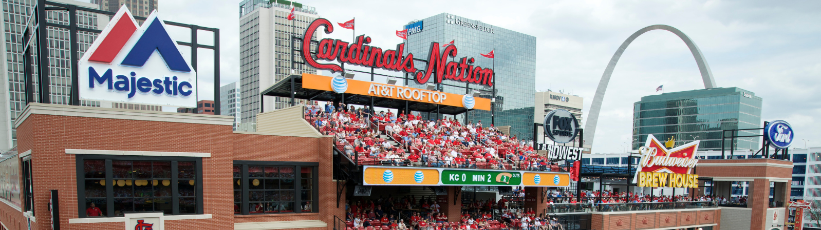 Cardinals Nation, St. Louis, MO