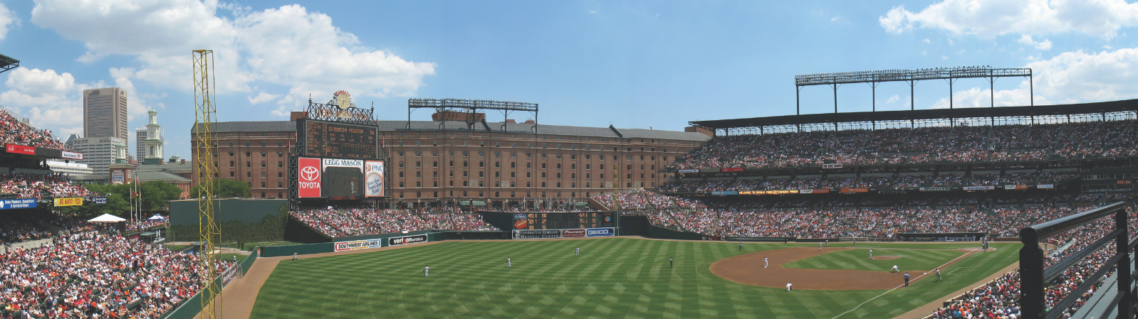 Oriole Park, Baltimore, MD