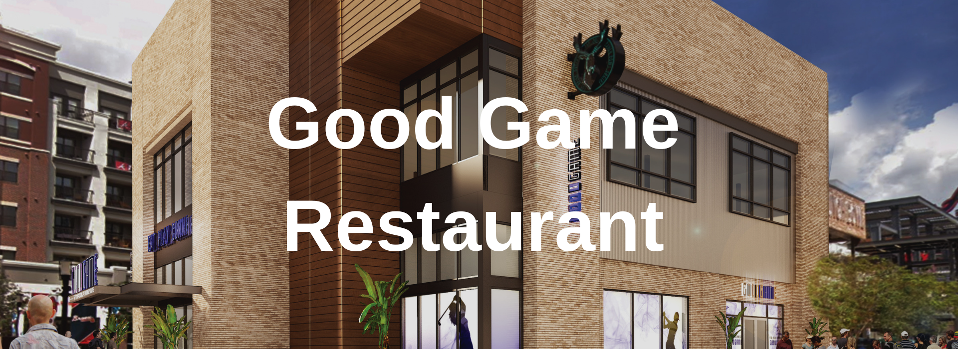 Good Game Restaurant Icon