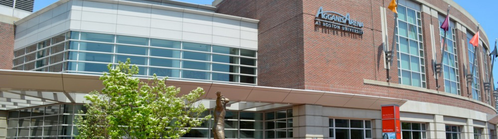 Agganis Arena, Boston University