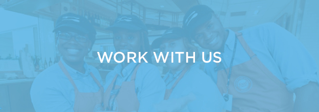 Work With Us button