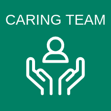 Caring Management Team Icon