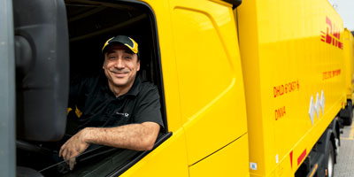 Post and Parcel LGV drivers
