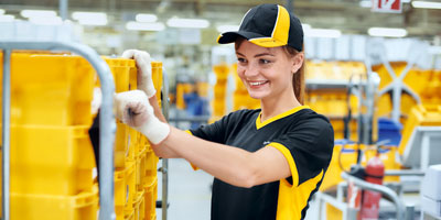 Post and Parcel Warehouse Assistant