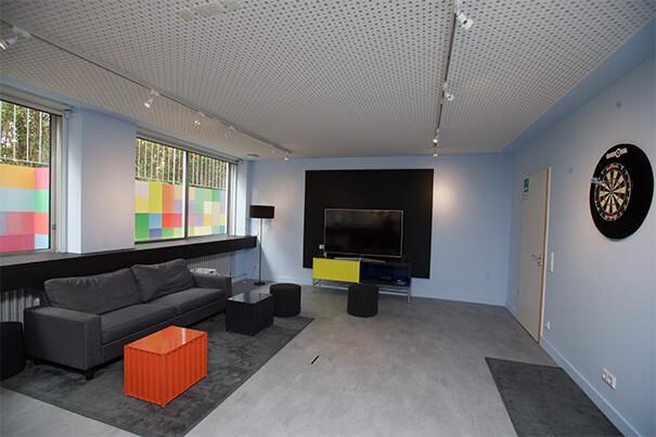 Bonn relax area