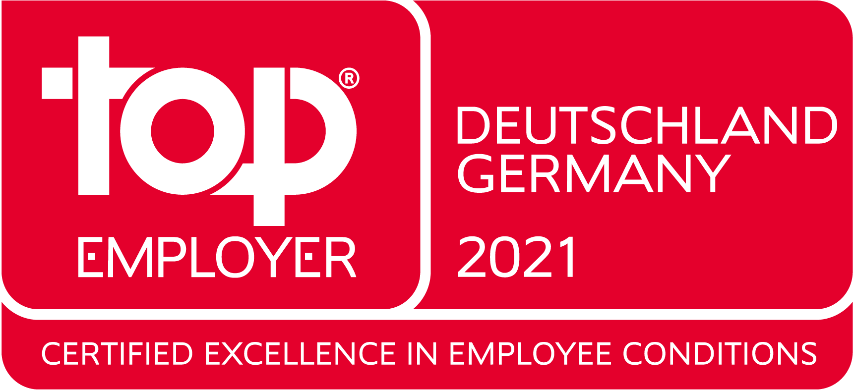 Top Employer 2021