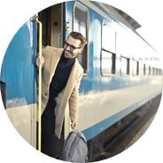 afbeelding voor treinstation
