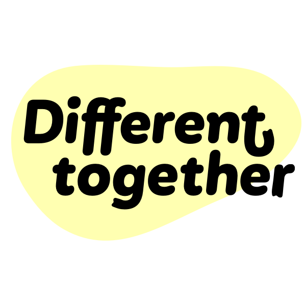 Different together