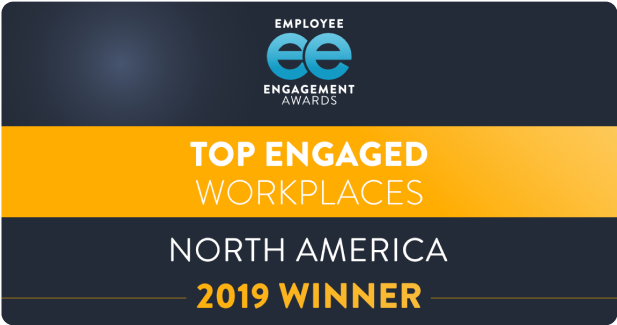 Employee Engagement Awards Top Engaged Workplaces in North America 2019