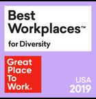 Best Work Place in diversity