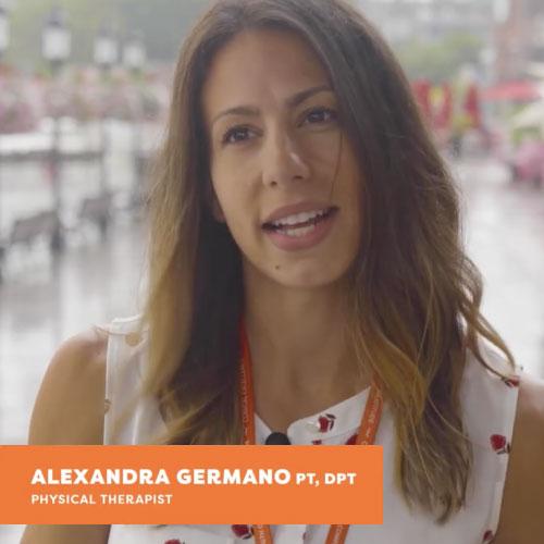 Alexandra Germano, PT, DPT