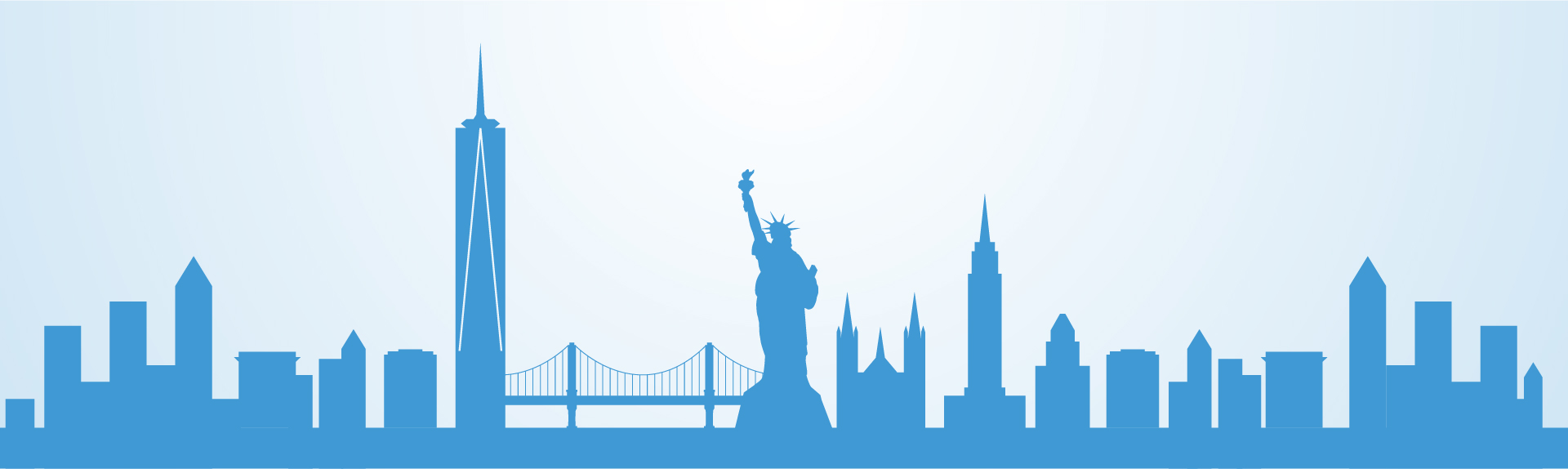 New York, United States Banner