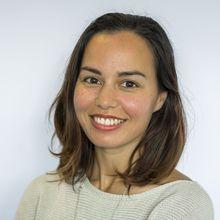 Photograph of Rebecca