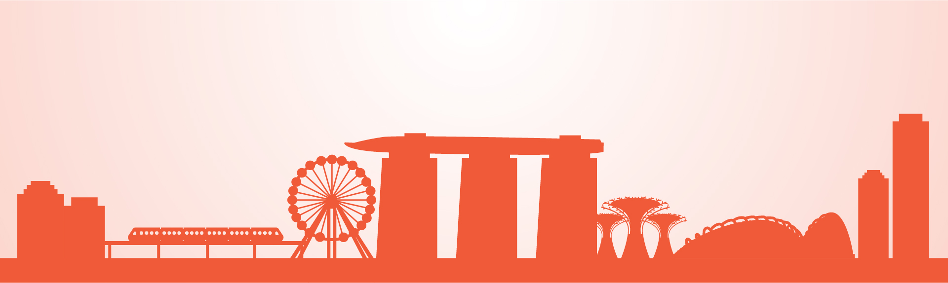 Singapore City Banner