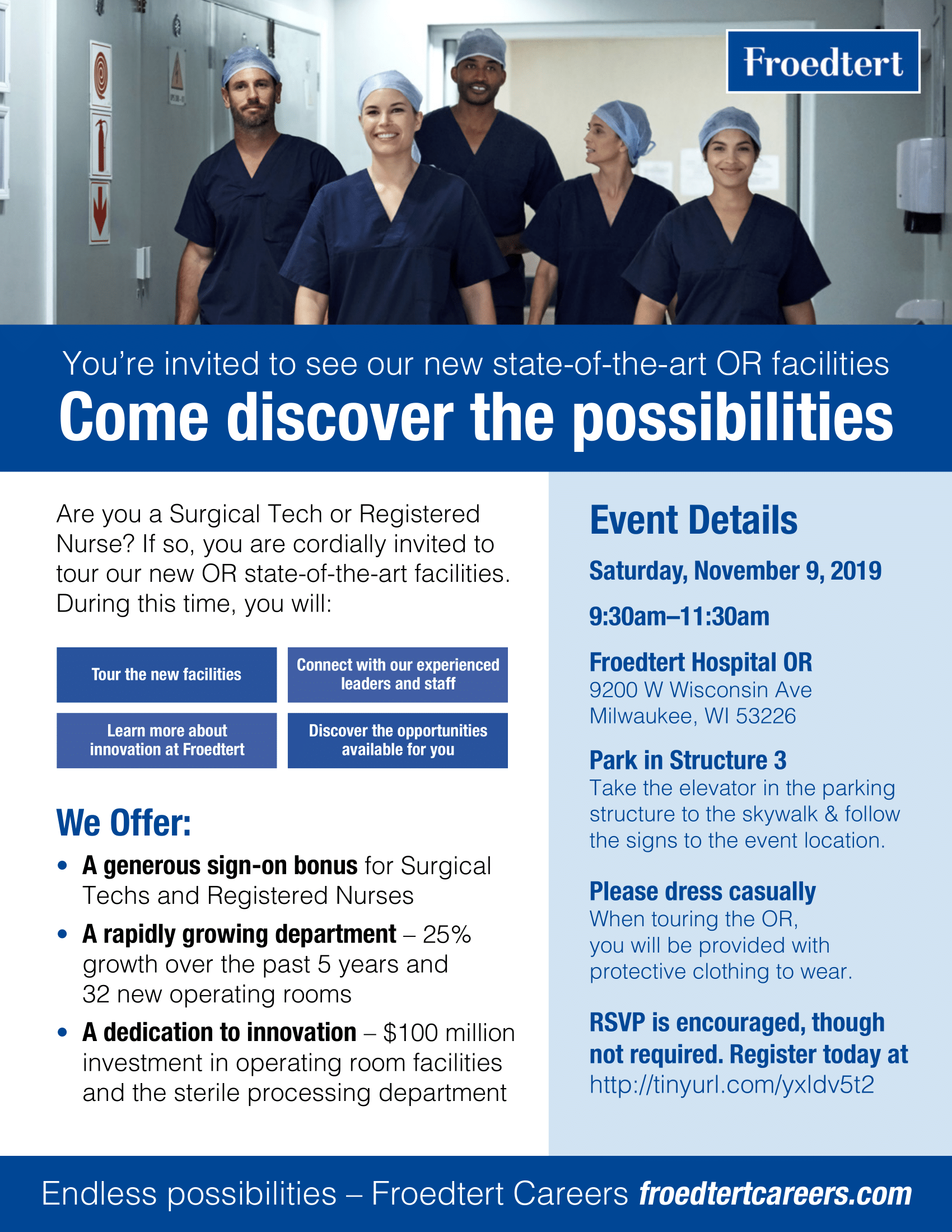 Respiratory Therapy Hiring Event