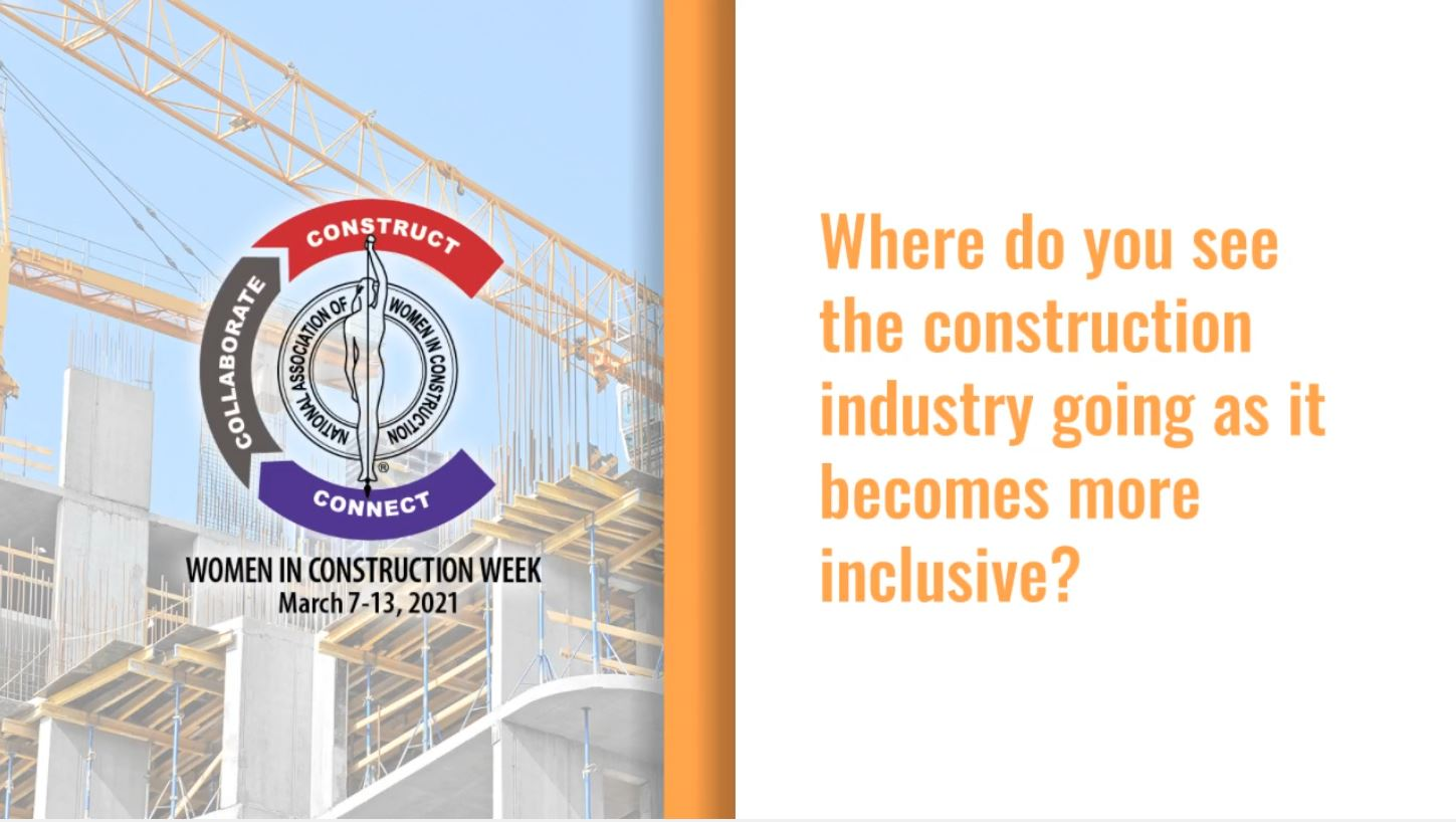 Advice for Women in Construction