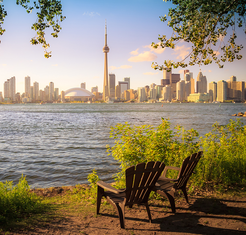 Toronto Green Space
