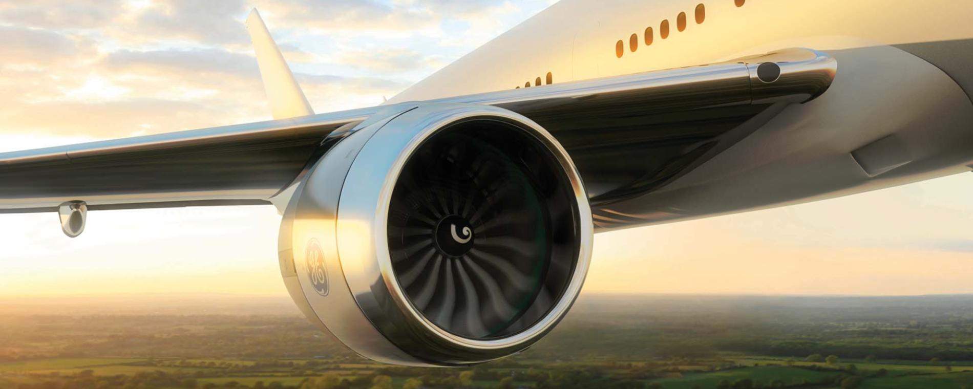 Luftfahrt-Banner