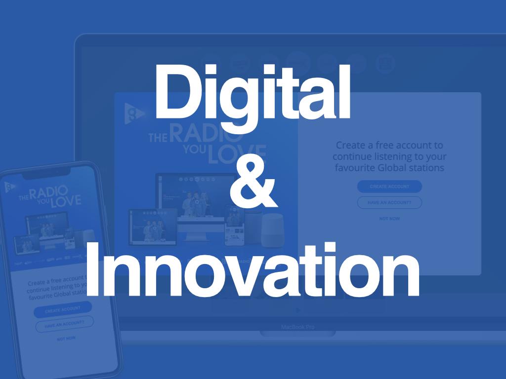 Digital & Innovation