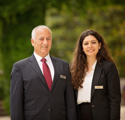المدير العام/ مدير الفندق