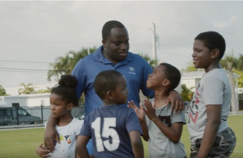 Make a difference in the world video