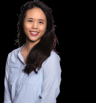 Christine Kim – stážistka ve společnosti Honeywell