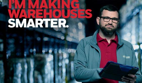Im making warehouses smarter