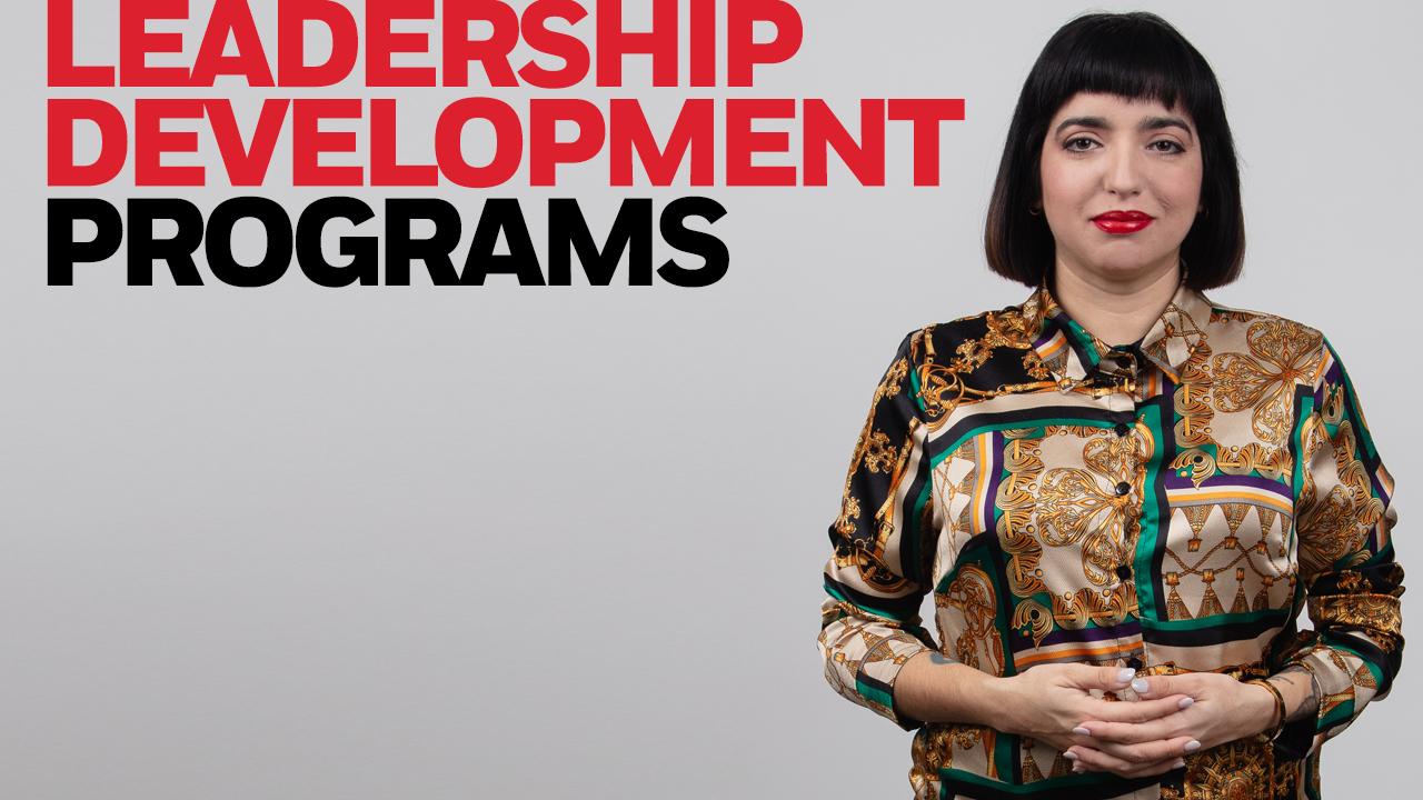 Leadership Dev Progs
