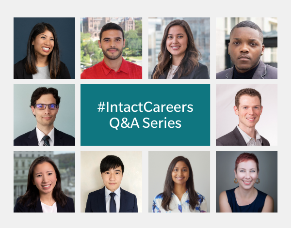 Intact Careers Q&A Series