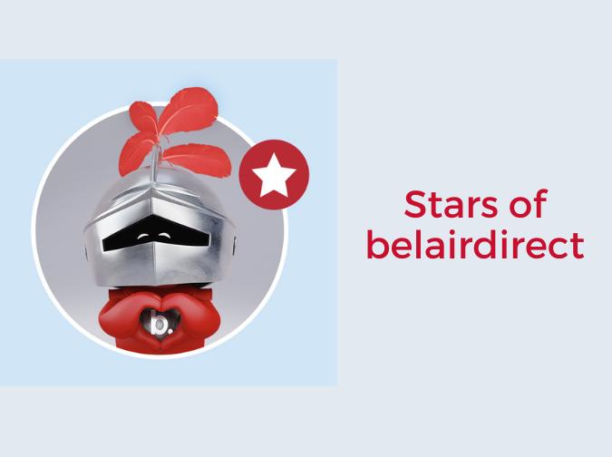 Stars of belairdirect