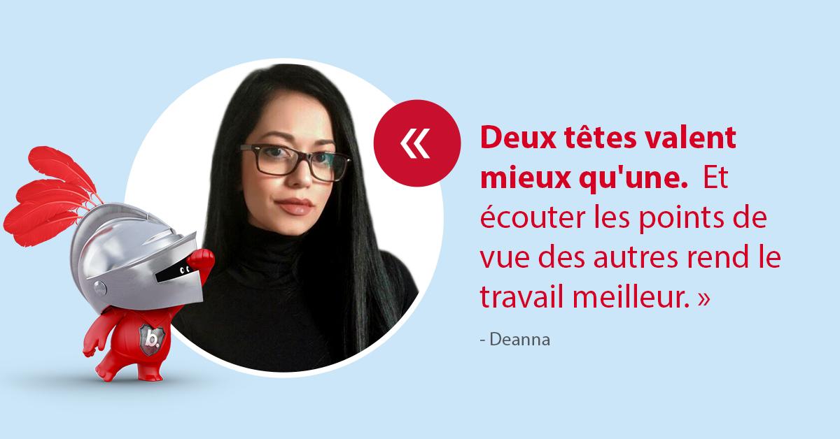 Deanna - stars of belairdirect