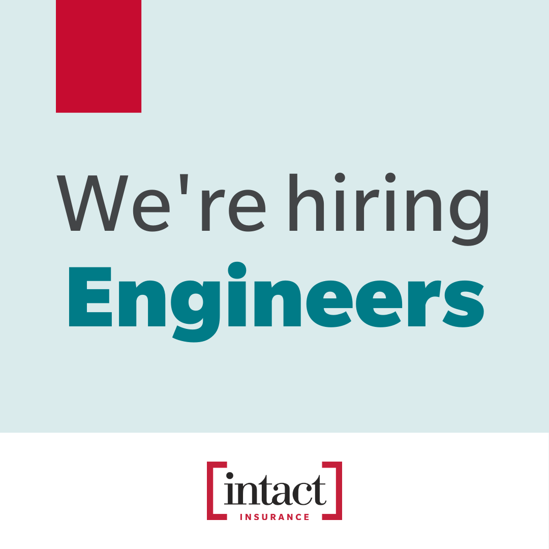 Careers for Engineers at Intact