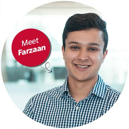 Meet Farzaan - Intact Campus Influencer