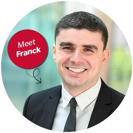 Meet Frank - Future Talent - Intact Campus Influencer