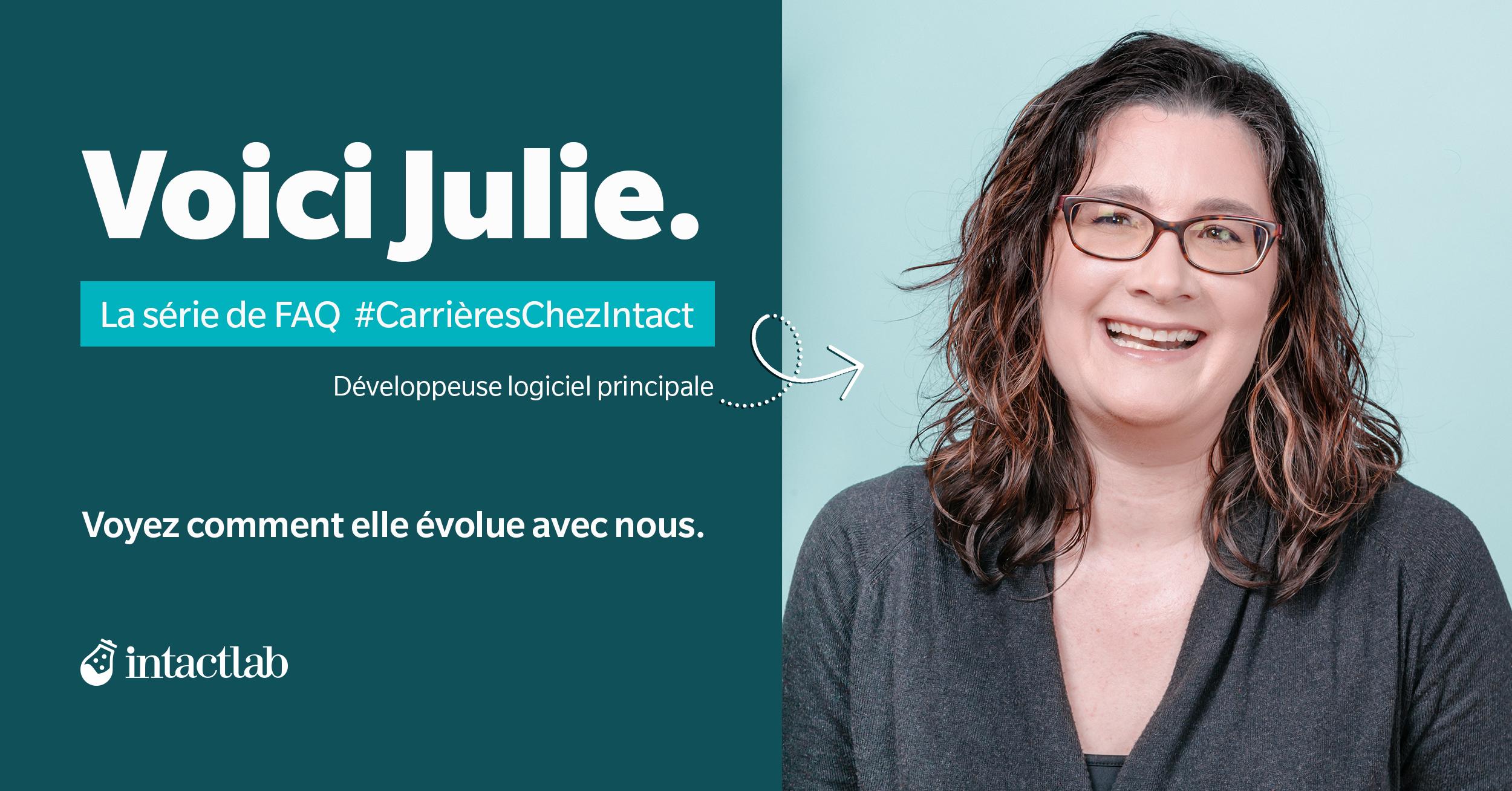 La série de FAQ #CarrièresChezIntact