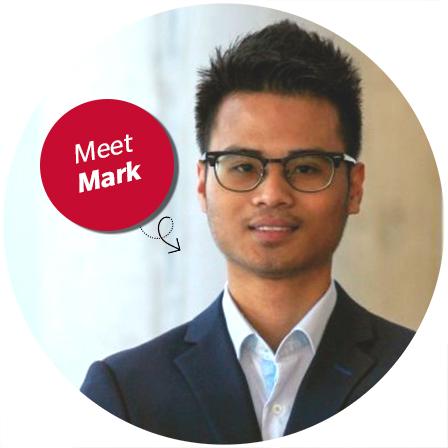Mark Avena - Future Talent - Intact Campus Influencer