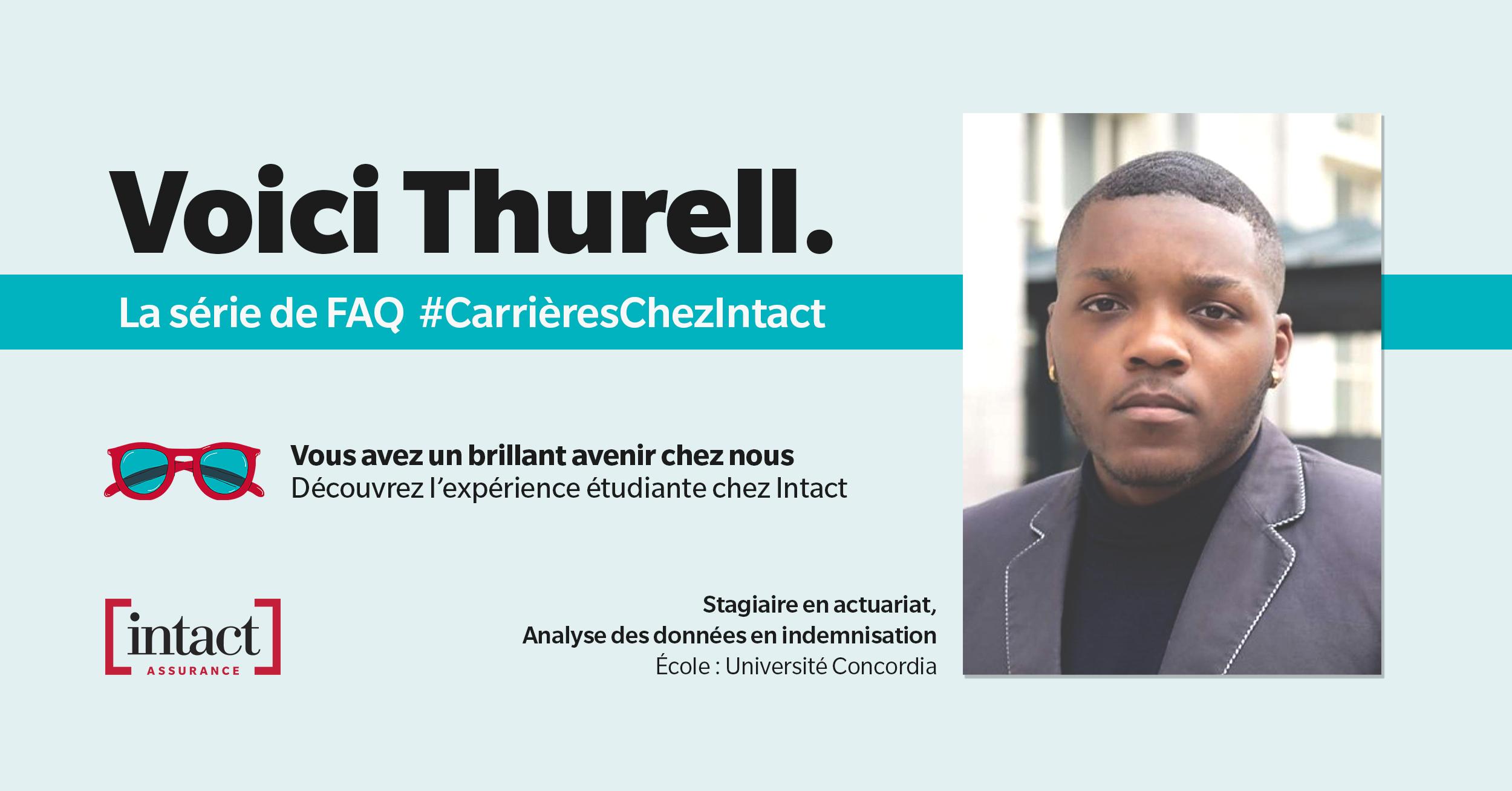 La série de FAQ #CarrièresChezIntact - Édition « Étudiants »