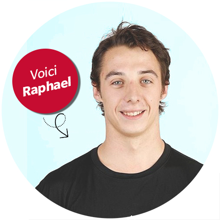 Raphael Belanger - Future Talent - Intact Campus Influencers