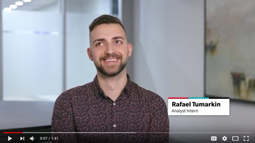 Intact Careers | The Student Experience | Video