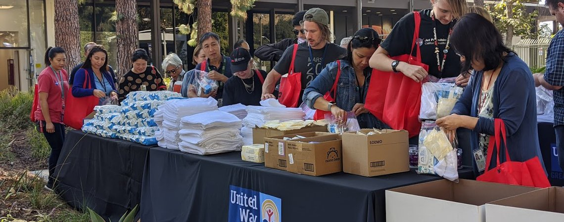 Our Partnership with the United Way of Greater Los Angeles