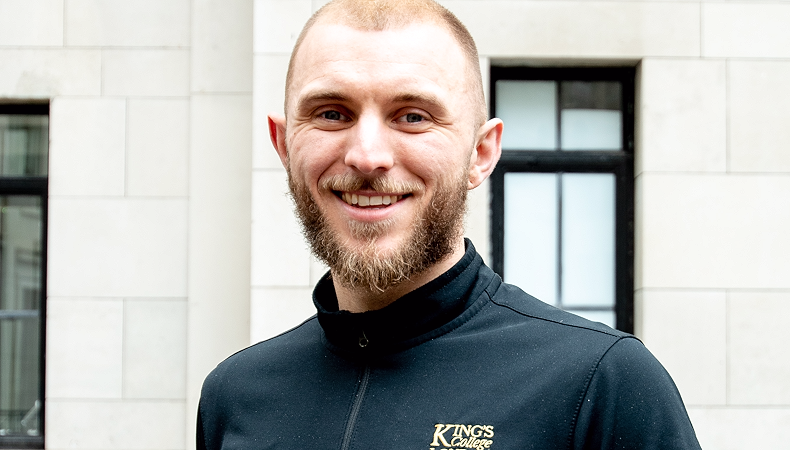 Zac Evans, Business and Operations Manager, King's Sport
