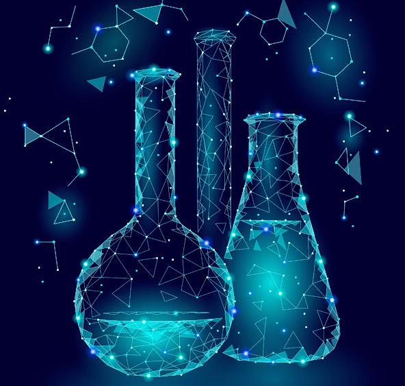 Fractal chemistry